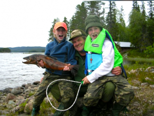Foto Drömfiske Jämtland Härjedalen