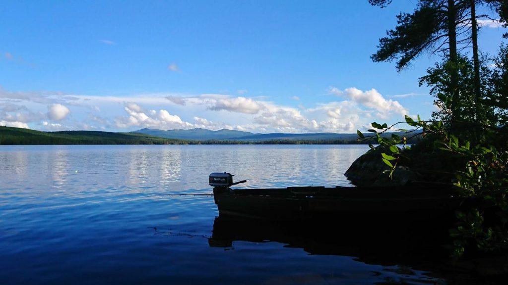 Vackra vyer i Rörvattnet-Skogsjö fvo. Foto C Grelsson