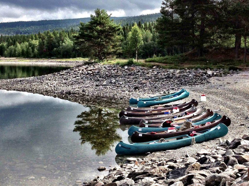 Foto Gäddede Camping & Stugby