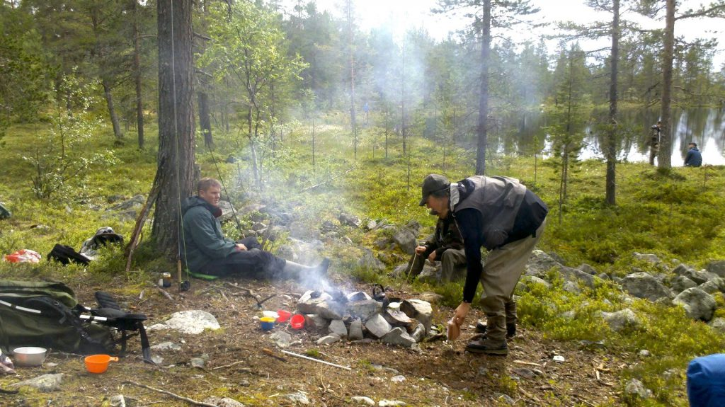 Foto Tännäs Fiskecentrum