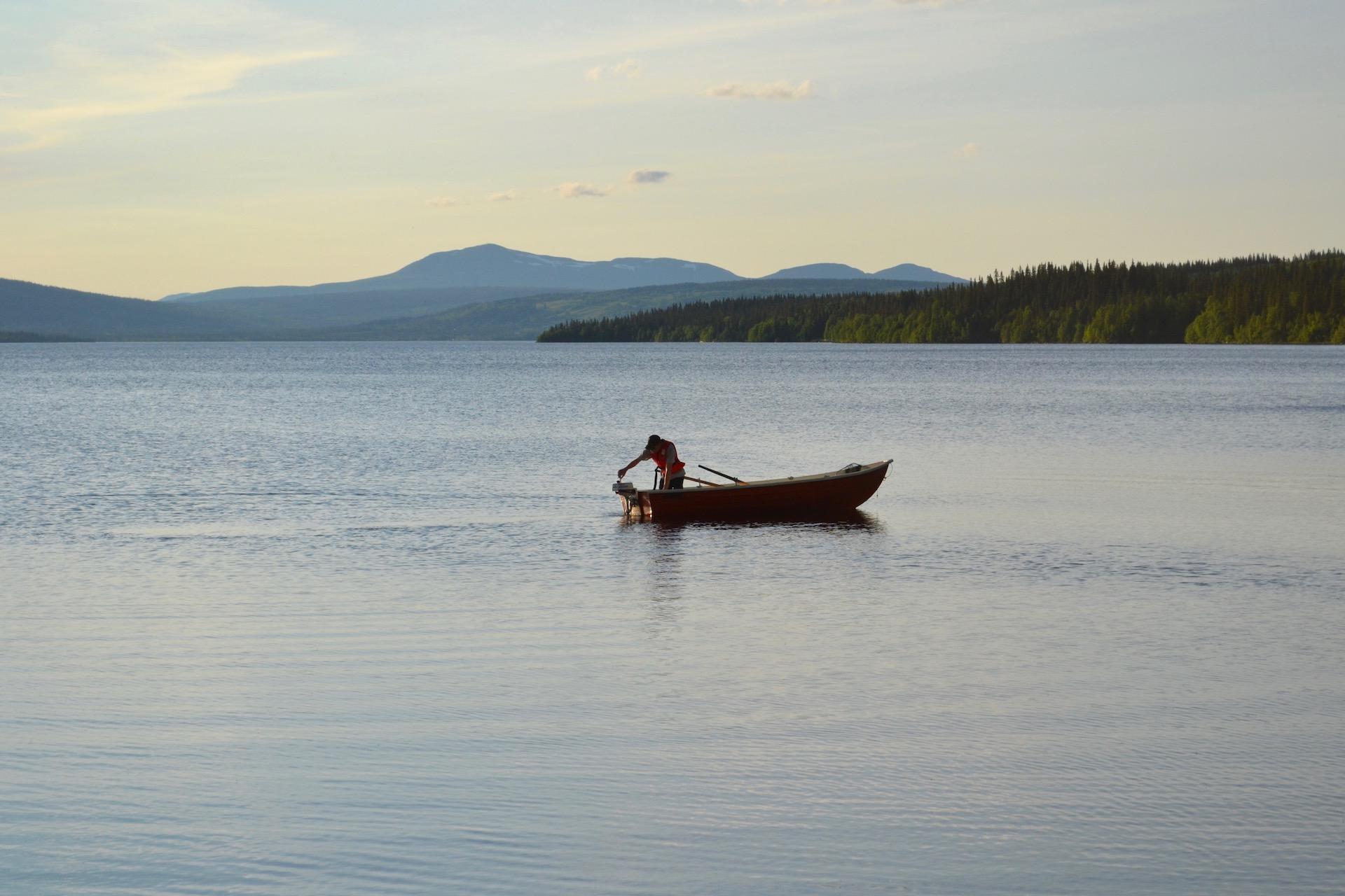 Åkersjön Foto LakeHouse Media